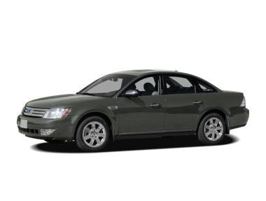 2008 Ford Taurus Sedan
