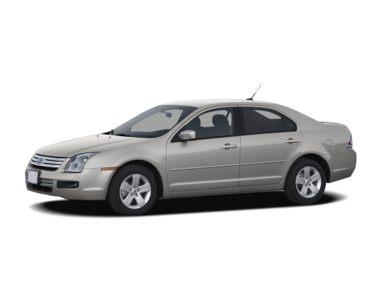 2008 Ford Fusion Sedan