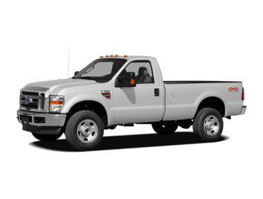 2008 Ford F-350 Truck