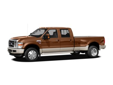 2008 Ford F-450 Truck