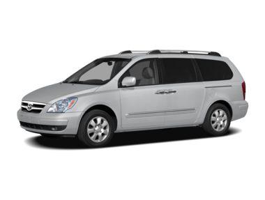 2008 Hyundai Entourage Van