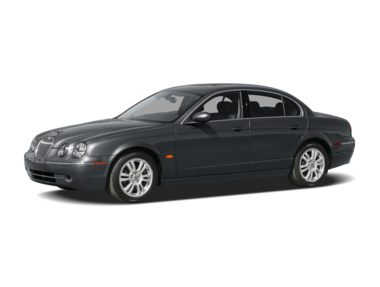 2008 Jaguar S-TYPE Sedan