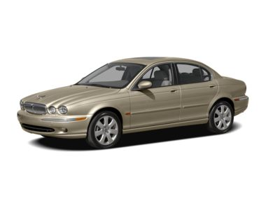 2008 Jaguar X-TYPE Sedan