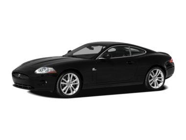 2008 Jaguar XK Coupe