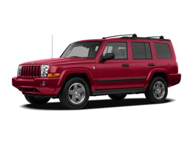 2008 Jeep Commander SUV