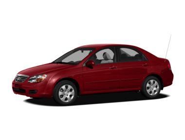 2008 Kia Spectra Sedan