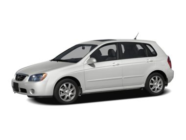 2008 Kia Spectra5 Hatchback