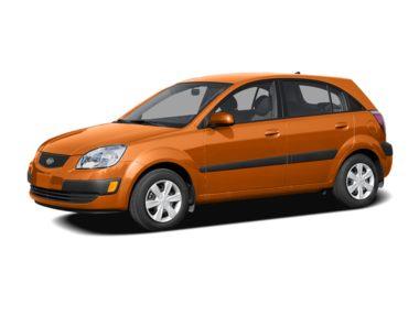 2008 Kia Rio5 Hatchback