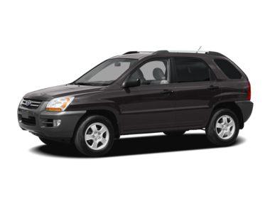 2008 Kia Sportage SUV