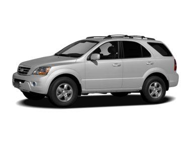 2008 Kia Sorento SUV