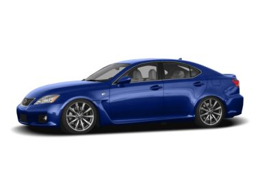 2008 Lexus IS-F Sedan