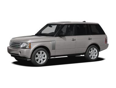2008 Land Rover Range Rover SUV