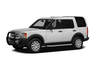 2008 Land Rover LR3 SUV