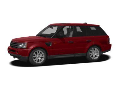 2008 Land Rover Range Rover Sport SUV