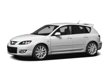 2008 Mazda Mazdaspeed3 Hatchback