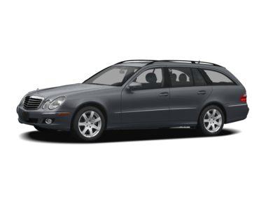 2008 Mercedes-Benz E-Class Wagon