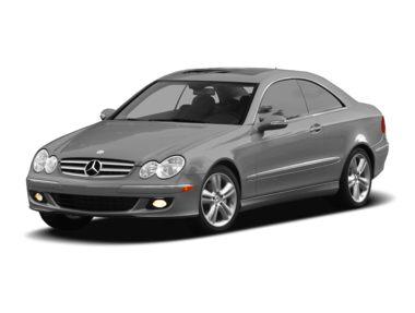 2008 Mercedes-Benz CLK-Class Coupe