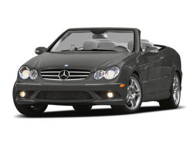 2008 Mercedes-Benz CLK-Class Convertible