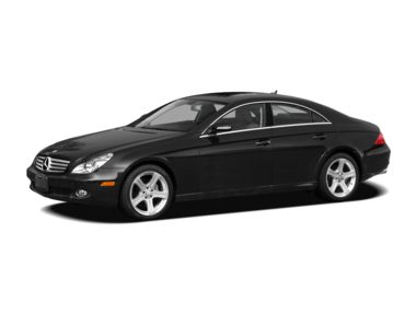 2008 Mercedes-Benz CLS-Class Coupe