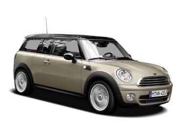 2008 MINI Cooper Clubman Wagon
