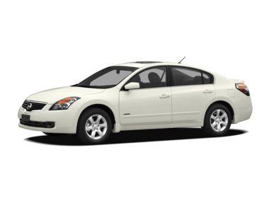 2008 Nissan Altima Hybrid Sedan