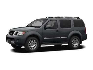 2008 Nissan Pathfinder SUV