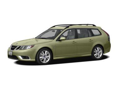 2008 Saab 9-3 Wagon
