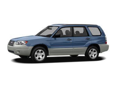 2008 Subaru Forester SUV