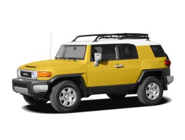2008 Toyota FJ Cruiser SUV