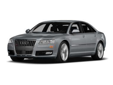 2009 Audi S8 Sedan
