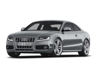 2009 Audi S5 Coupe