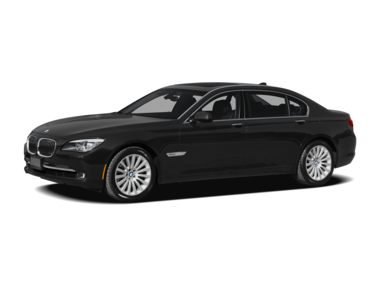 2009 BMW 750 Sedan