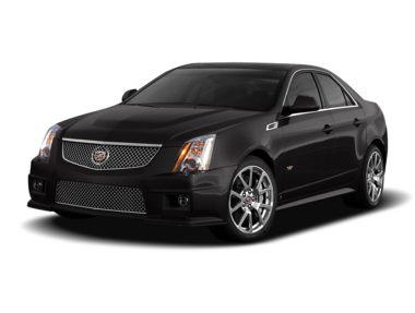 2009 CADILLAC CTS-V Sedan
