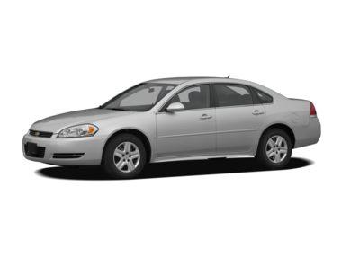 2009 Chevrolet Impala Sedan