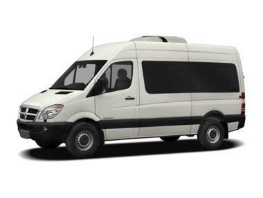 2009 Dodge Sprinter Wagon 2500 Van