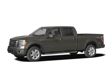2009 Ford F-150 SuperCrew Truck