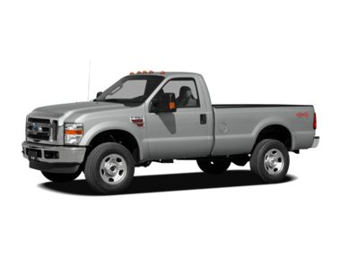 2009 Ford F-350 Truck