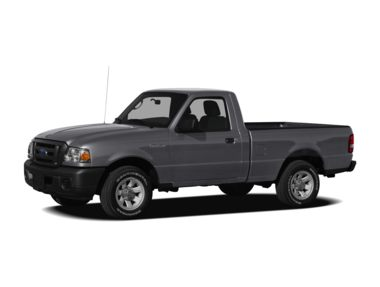 2009 ford ranger xl 861a truck ratings prices trims. Black Bedroom Furniture Sets. Home Design Ideas
