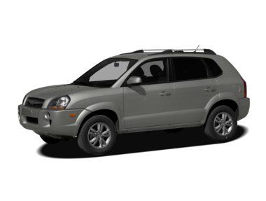 2009 Hyundai Tucson SUV