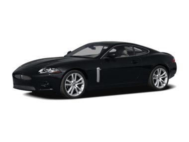 2009 Jaguar XKR Coupe