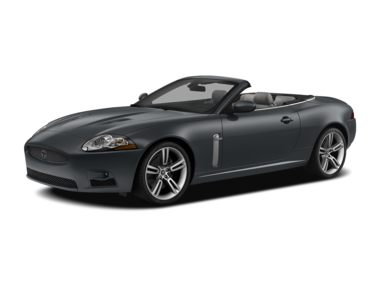 2009 Jaguar XKR Convertible
