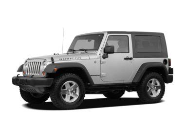 2009 Jeep Wrangler SUV