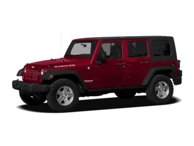 2009 Jeep Wrangler Unlimited SUV