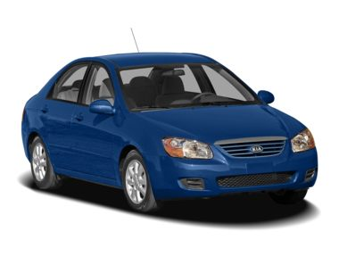 2009 kia spectra lx m5 sedan ratings prices trims. Black Bedroom Furniture Sets. Home Design Ideas
