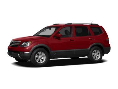 2009 Kia Borrego SUV