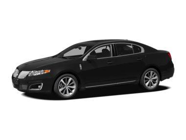 2009 Lincoln MKS Sedan