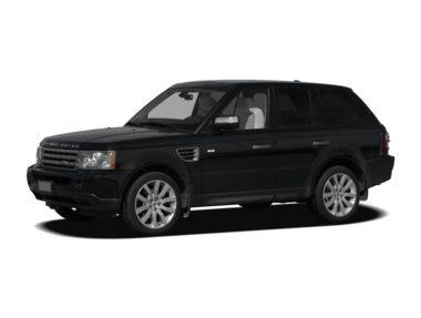 2009 Land Rover Range Rover Sport SUV