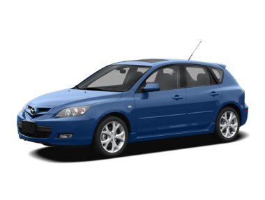 2009 Mazda Mazda3 Hatchback