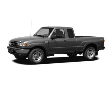 2009 Mazda B4000 Truck