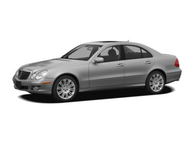 2009 Mercedes-Benz E-Class Sedan